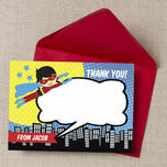 Personalised Superhero Thank You Cards additional 6
