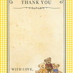 Teddy Bears' Picnic Thank You Cards additional 5