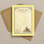 Teddy Bears' Picnic Thank You Cards additional 2