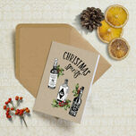 Christmas Spirits Personalised Christmas Cards additional 1