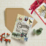 Vintage Memories Personalised Christmas Cards additional 1