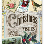 Vintage Memories Personalised Christmas Cards additional 2