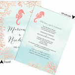 Tropical Coral Invitation additional 3