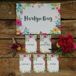 Floral Fiesta Place Card - Sheet of 9 additional 3
