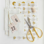 Rustic Kraft Printable Advent Calendar Tags additional 5