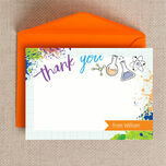 Mad Science Thank You Cards additional 2
