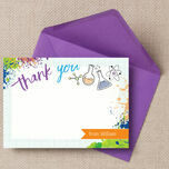 Mad Science Thank You Cards additional 3