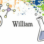 Mad Science Name Cards - Sheet of 8 additional 1