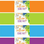 Mad Science Party Printable Bottle Sleeves additional 1
