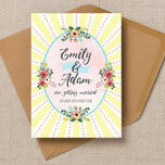 Spring Pastel Wedding Invitation additional 3