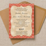Rustic Winter Wedding Invitation additional 1