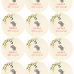 Jemima Puddle Duck Stickers - Sheet of 12 additional 1