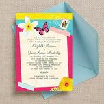 Tropical Breeze Wedding Invitation additional 1