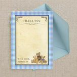 Teddy Bears' Picnic Thank You Cards additional 7