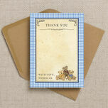 Teddy Bears' Picnic Thank You Cards additional 3