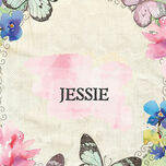 Butterfly Name Cards Sheet - Set of 9 additional 1
