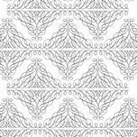 Chalkboard Pattern Sheet/Envelope Liner additional 1