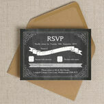 Chalkboard RSVP additional 2
