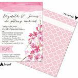 Cherry Blossom Wedding Invitation additional 3