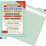 Circus Extravaganza Wedding Invitation additional 3