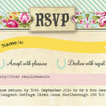 Day at the Races RSVP additional 1