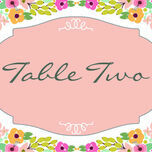 Elegant Floral Table Name additional 1