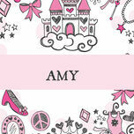 Fairy Princess Name Cards - Set of 9 additional 1