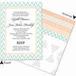 Pastel Bohemian Wedding Invitation additional 3