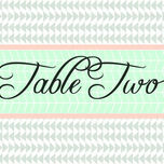 Pastel Bohemian Table Name additional 1