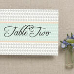 Pastel Bohemian Table Name additional 2