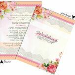 Pastel Watercolour Wedding Invitation additional 3
