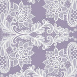 Romantic Lace Pattern Sheet/Envelope Liner additional 6