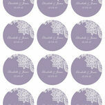Romantic Lace Stickers - Sheet of 12 additional 3