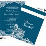 Romantic Lace Wedding Invitation additional 18