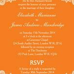 Romantic Lace Wedding Invitation additional 25