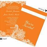 Romantic Lace Wedding Invitation additional 27