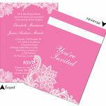 Romantic Lace Wedding Invitation additional 15