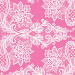 Romantic Lace Pattern Sheet/Envelope Liner additional 23