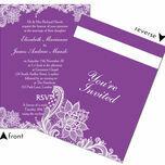 Romantic Lace Wedding Invitation additional 21