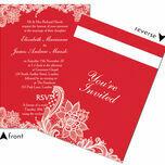 Romantic Lace Wedding Invitation additional 30