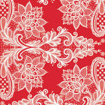 Romantic Lace Pattern Sheet/Envelope Liner additional 15