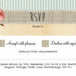 Rustic Botanical RSVP additional 1