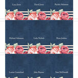 Rustic Floral Place Cards - Set of 9 additional 6