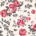 Rustic Floral Pattern Sheet/Envelope Liner additional 1