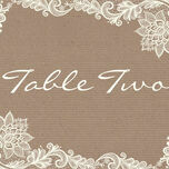 Rustic Lace Table Name additional 1