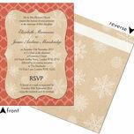 Rustic Winter Wedding Invitation additional 3