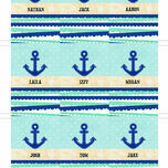 Nautical Name Cards - Set of 9 additional 2