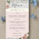 Sweet Vintage Menu additional 2