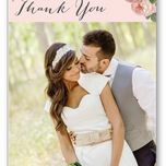 Sweet Vintage Thank You Card additional 1