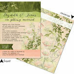 Wild Garden Wedding Invitation additional 4